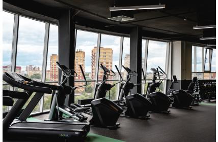 «X-Fit» — новый фитнес-клуб, открывшийся в Пушкино