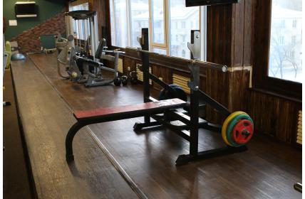 оборудование для фитнес центров