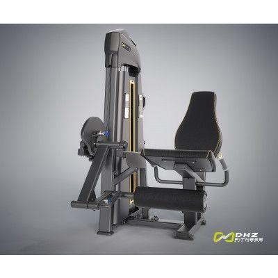 E-1002В Разгибание ног сидя (Leg Extension). Стек 109 кг.